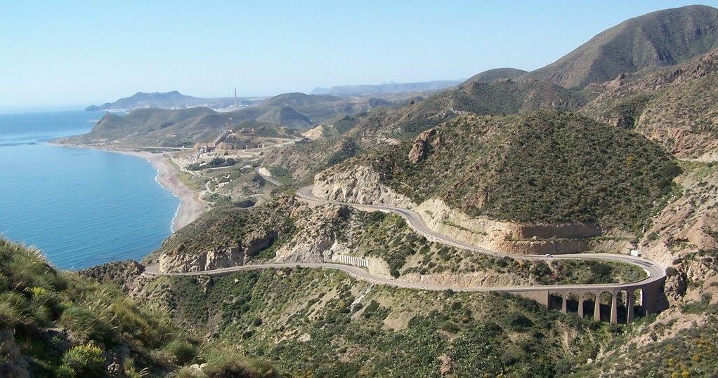 Road to Carboneras